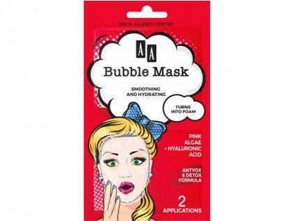 5741 oceanic aa bubble mask alga czerwona front