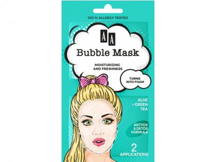 5744 oceanic aa bubble mask aloes front