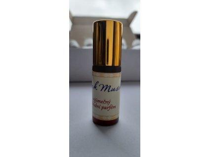 Phytos Black Musk přírodní parfém  Moschus 5 ml