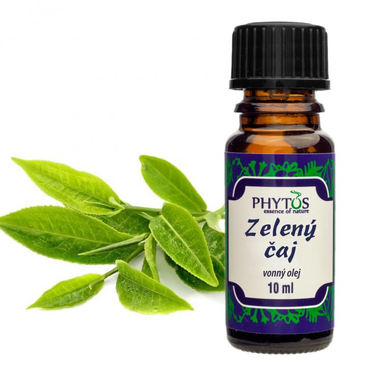 Phytos Zelený čaj vonný olej 10 ml