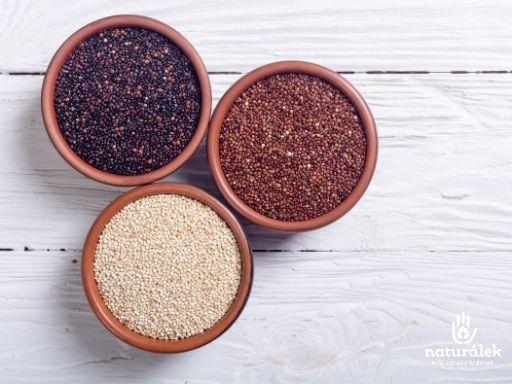 Jak správně uvařit quinou?