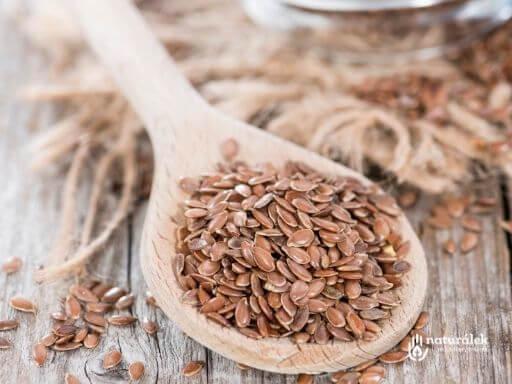 Lněné semínko funguje jako mocná potravina