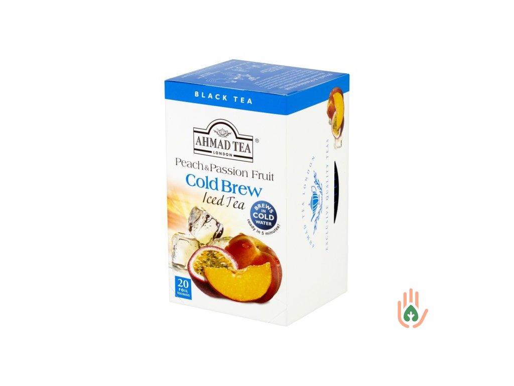Ahmad Tea Cold Brew Iced Tea Peach & Passion Fruit 20x2g