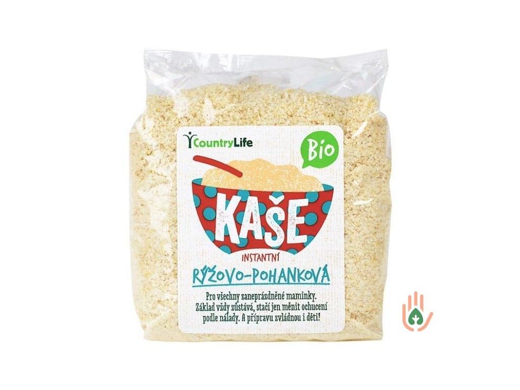Kaše rýžovo-pohanková BIO instantní