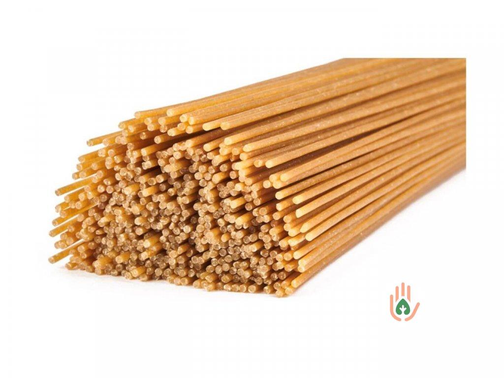 Špagety celozrnné semolinové BIO