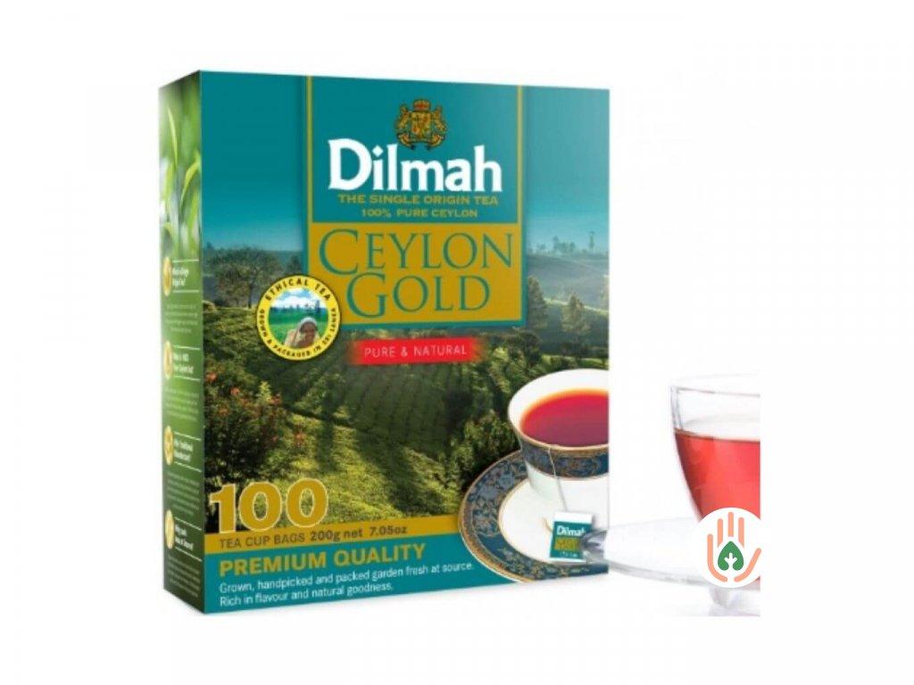 Dilmah Ceylon Gold procovaný