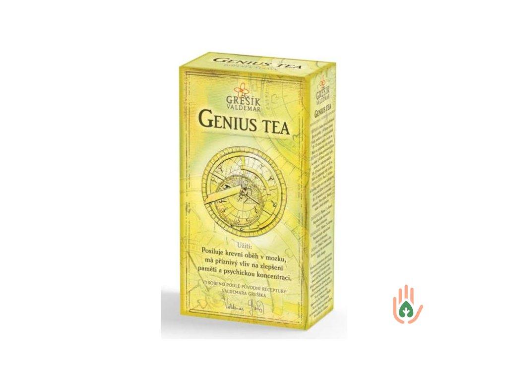 Grešík Bylinný čaj Genius tea 50g