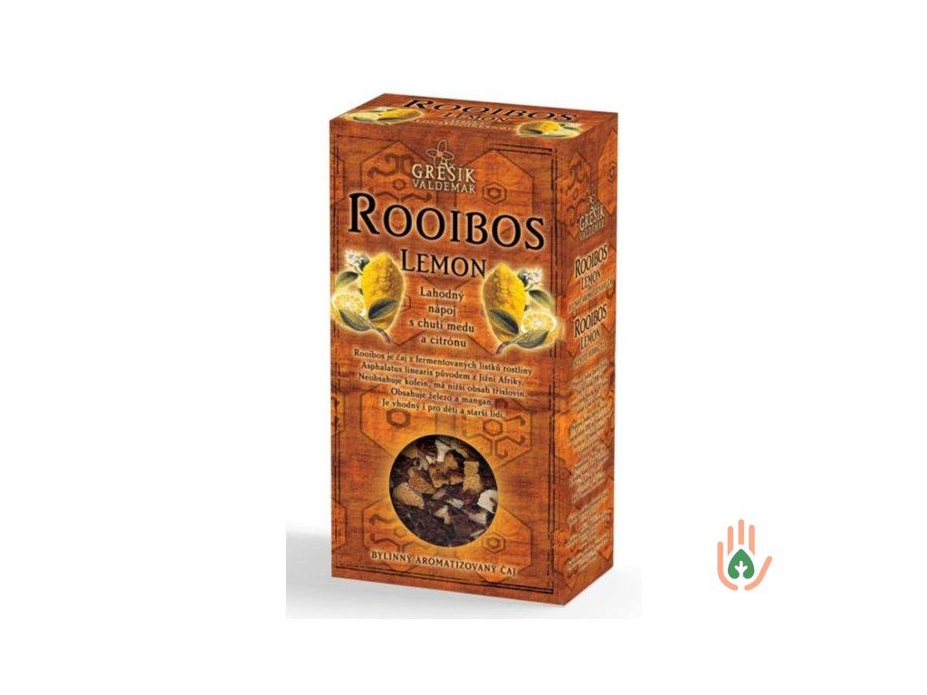 Grešík Čaj Rooibos s citrónem 70g