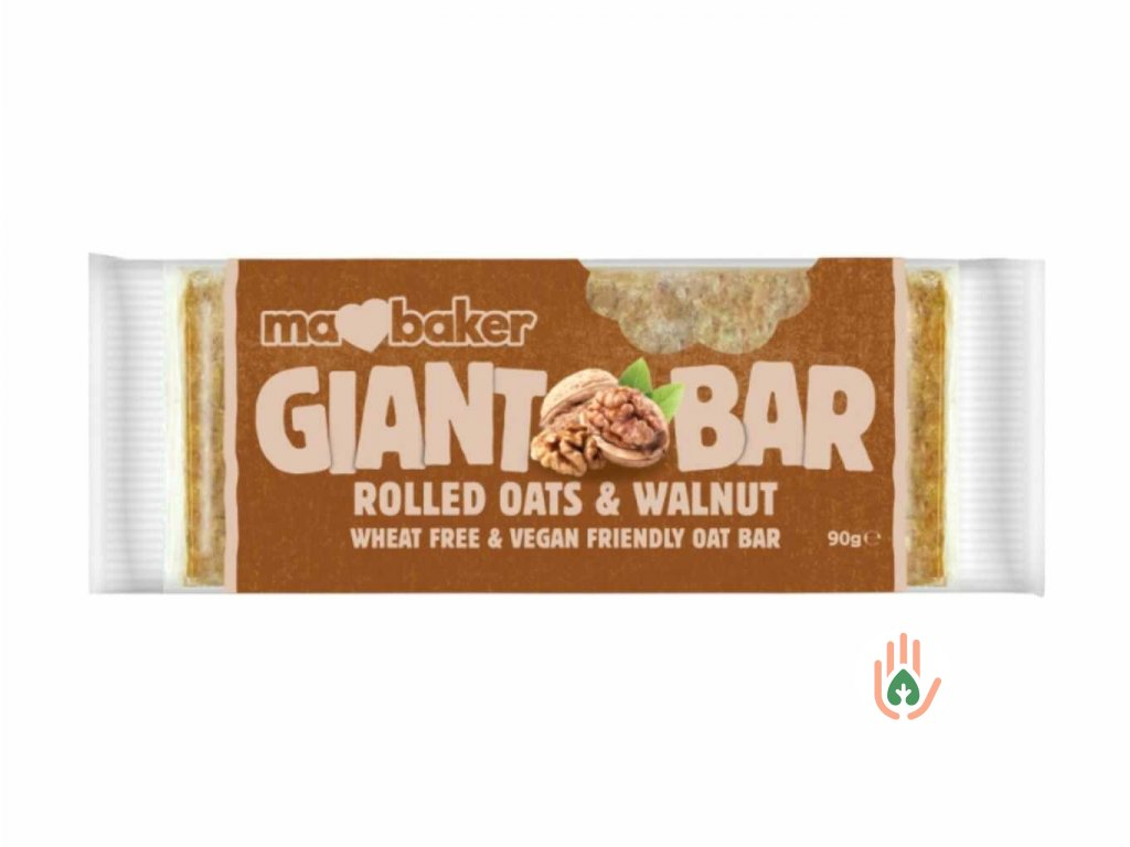 Giant bar flapjack vlašský oříšek