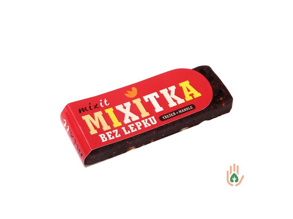 MIXIT Mixitka třešně a mandle bez lepku 50g