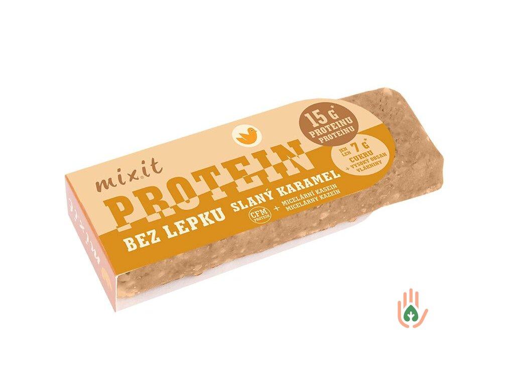 Mixitka BEZ LEPKU - Slaný karamel 50g