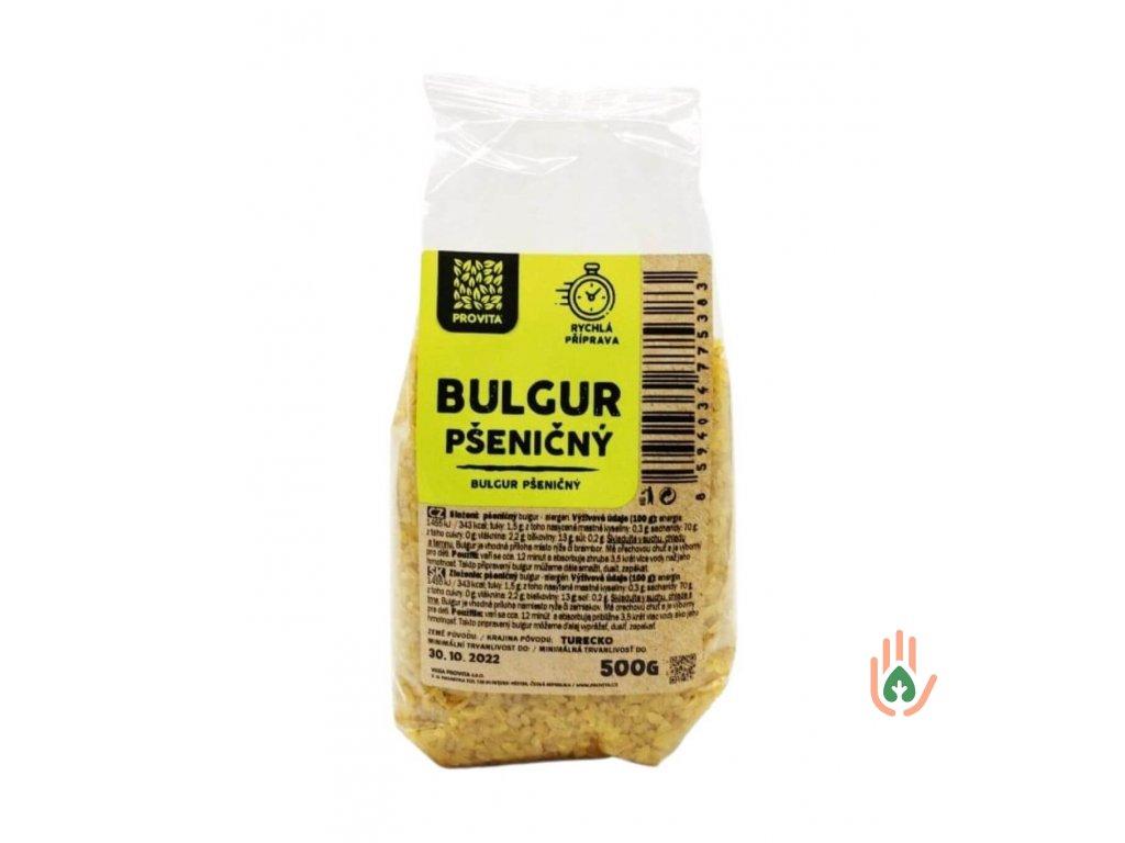 PROVITA Bulgur pšeničný 500g