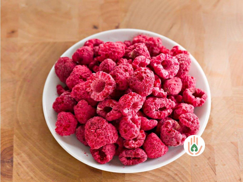 Royal Pharma Crunchy Snack Mrazem sušené maliny 20g