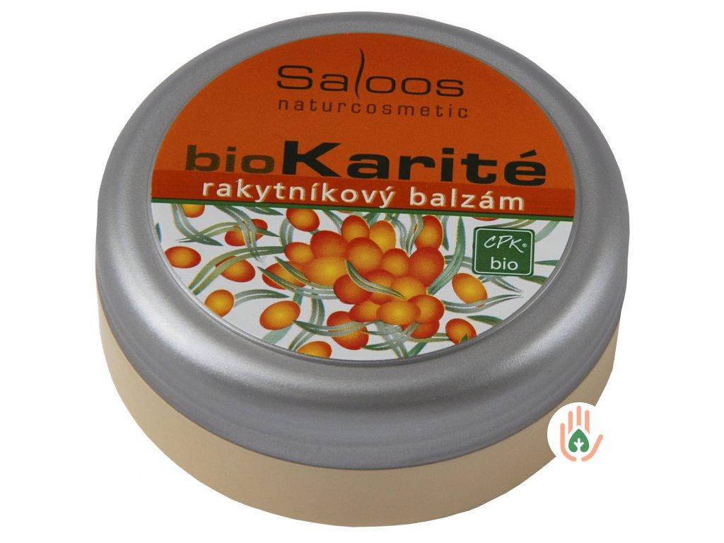 Saloos Balzám Rakytníkový BIO KARITÉ 50ml
