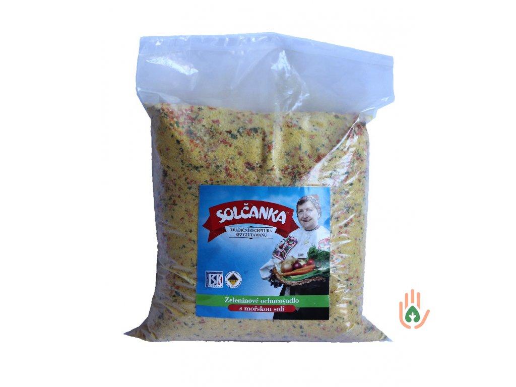 Solčanka s mořskou solí 1kg