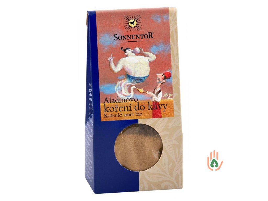 Sonnentor Aladinovo koření do kávy BIO 25g