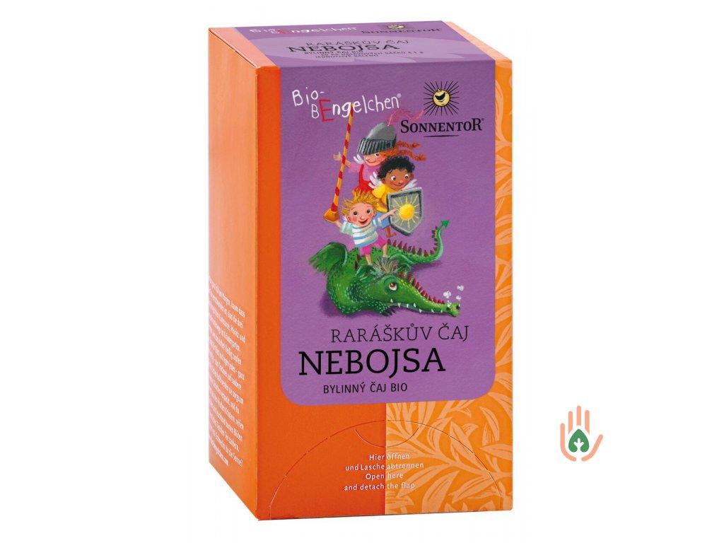 Sonnentor Raráškův čaj Nebojsa (bylinný) porc. BIO 20g