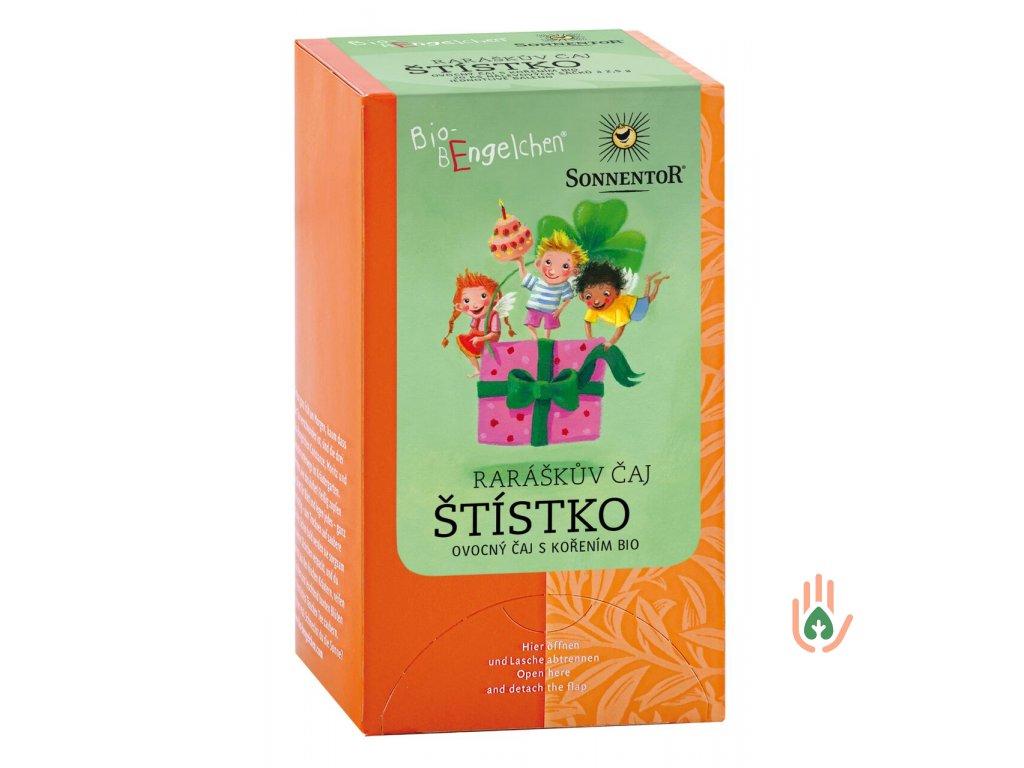 Sonnentor Raráškův čaj Štístko (ovocný) porc. BIO 50g