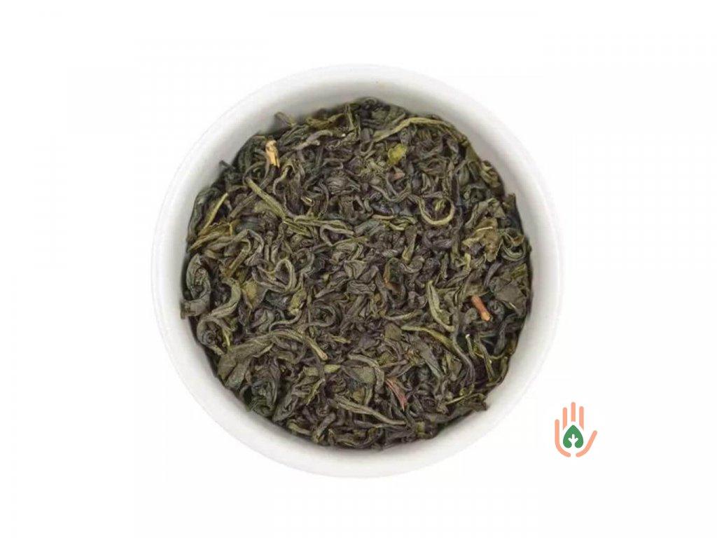 Sonnentor Zelený čaj Jemný čínský sypaný BIO 100g