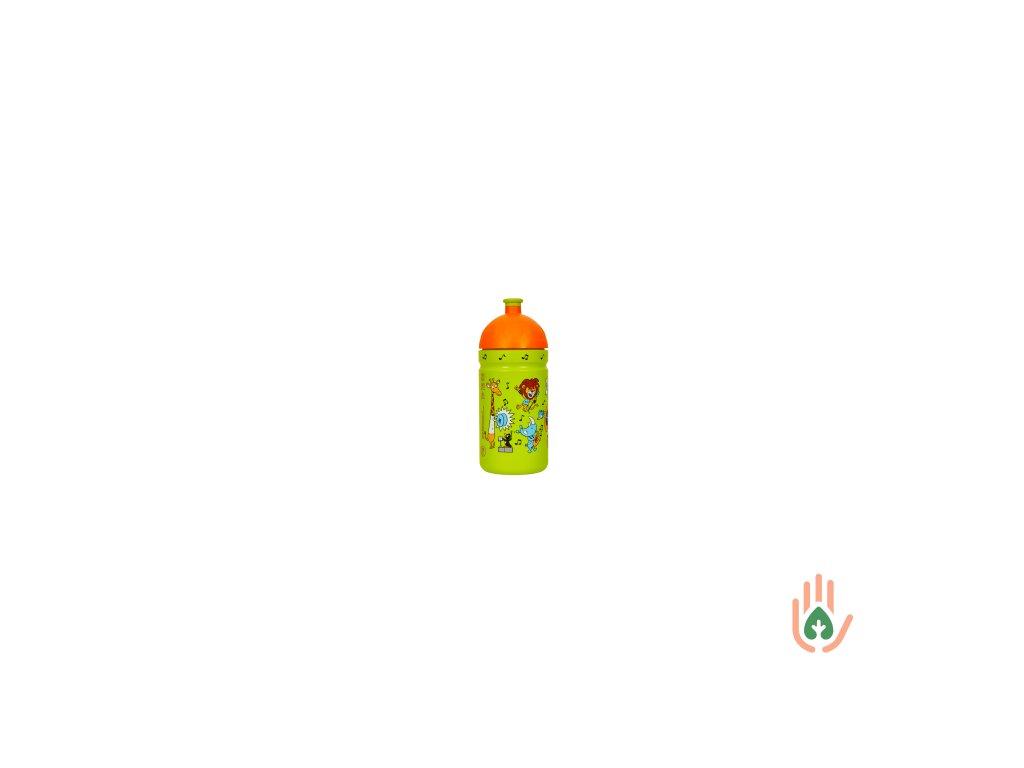 Zdravá lahev ZOO kapela 0,5l
