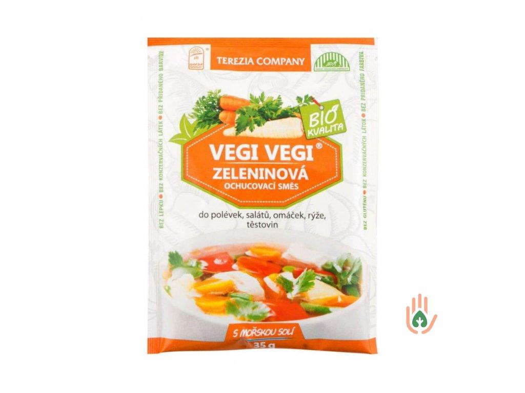 Terezia Company Vegi Zeleninová ochucovací směs BIO 35g