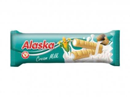 Alaska s mléčným krémem