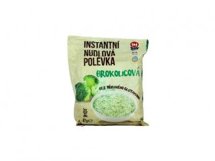 Instantní nudlová polévka brokolicová