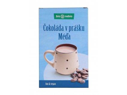 Čokoláda v prášku Méďa BIO