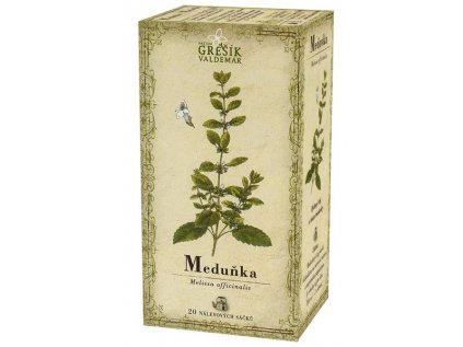 Bylinný čaj Meduňka 20g (20 n.s.)