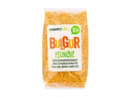Pšeničný bulgur BIO