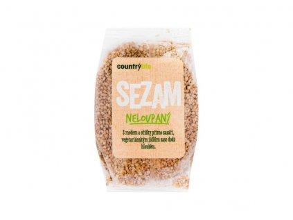 Sezam natural
