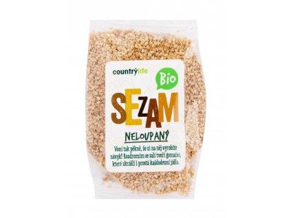 Sezam natural BIO
