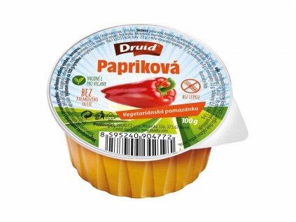 DRUID Vegetariánská pomazánka s červenou paprikou 100g