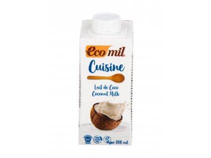 Kokosový krém na vaření
