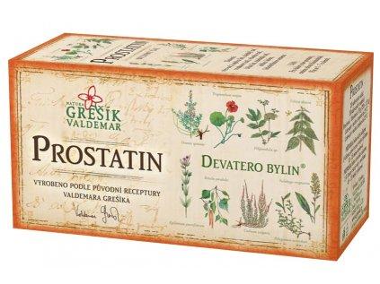 Grešík Bylinný čaj Prostatin 30g (20 n.s.)