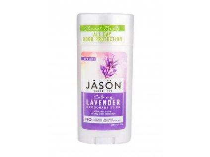JASON Deodorant tuhý Levandule 71g