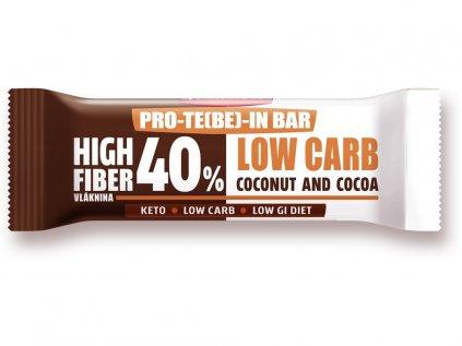 Keto tyčinka kakaová