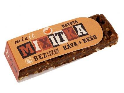 MIXIT Mixitka BEZ LEPKU kešu+káva 50g