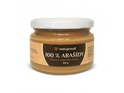 Nutspread Arašídový krém 250g