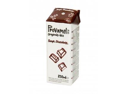 PROVAMEL Sójový nápoj čokoládový BIO 250ml
