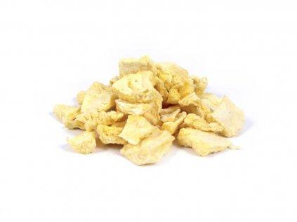 Royal Pharma Crunchy Snack Ananas sušený mrazem 20g