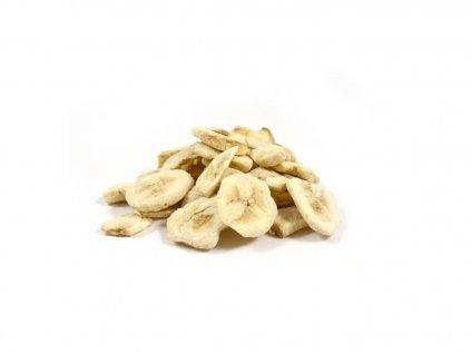Royal Pharma Crunchy Snack Banán sušený mrazem 30g