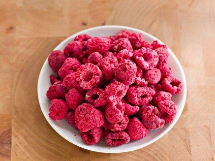 Royal Pharma Crunchy Snack Maliny sušené mrazem 20g