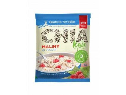 Chia kaše Maliny a jogurt 65g