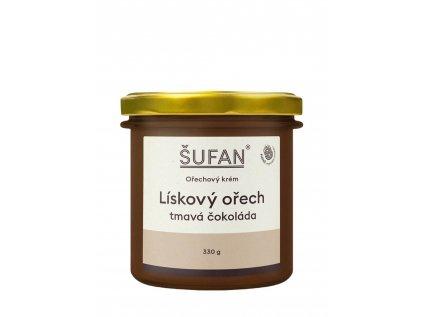 ŠUFAN Lískový ořech-čokoláda krém 330g