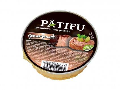 VETO Rostlinná paštika PATIFU gourmet 100g