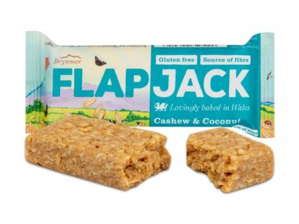 Flapjack kešu-kokos