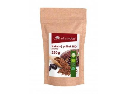 Zdravý den Kakaový prášek BIO 250g