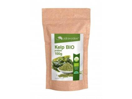 Zdravý den Kelp BIO prášek 100g