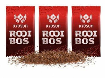 Mletý čaj ROOIBOS bio  BIO 2g 3 kusy